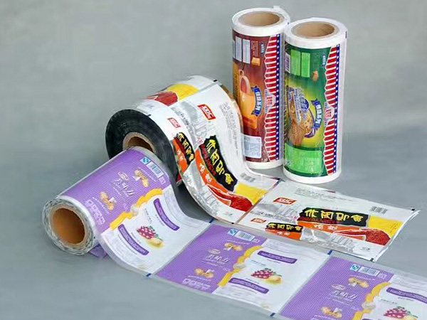 塑料包装卷材的特性
